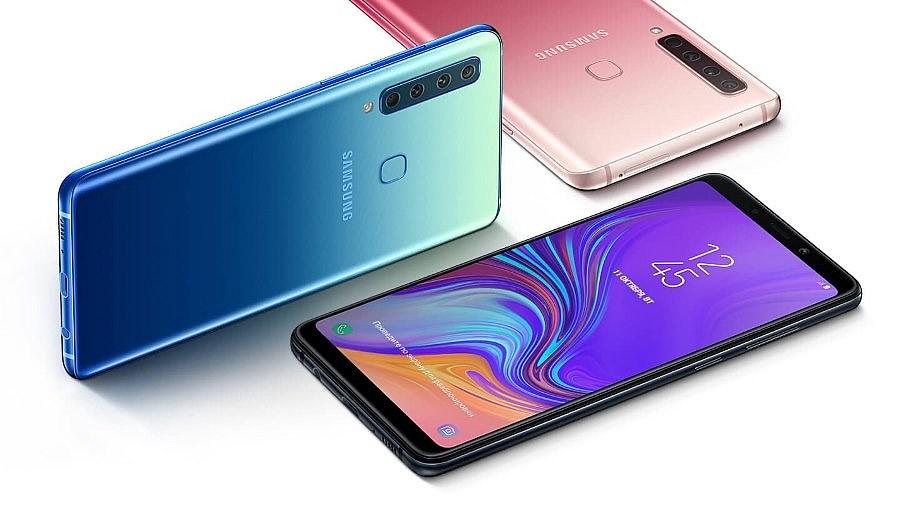 Samsung A9 - Топовый телефон линейки Samsung A