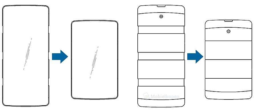 Компания LG разрабатывает растягивающийся телефон