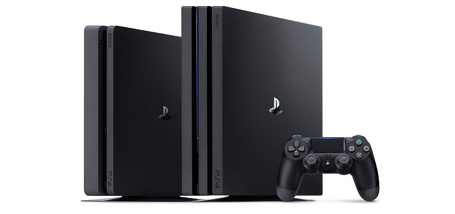 Что купить Sony Playstation 4 slim или Sony Playstation 4 Pro?