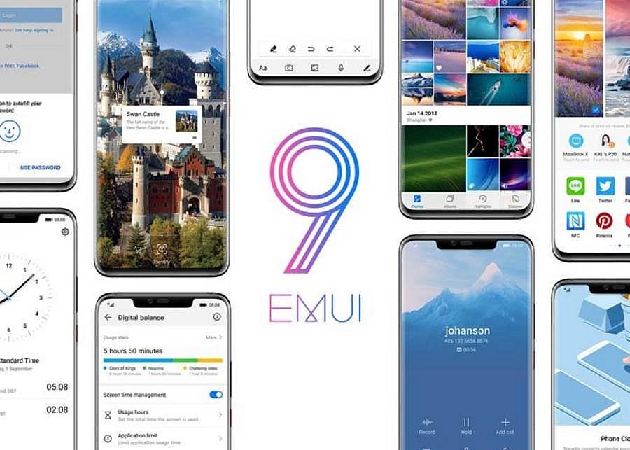 Обновление до Android 9 Pie для Huawei и Honor