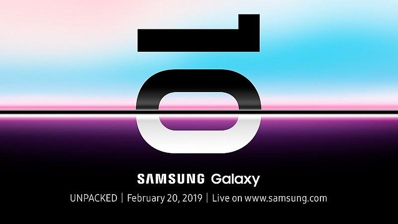 Презентация Samsung Galaxy S10
