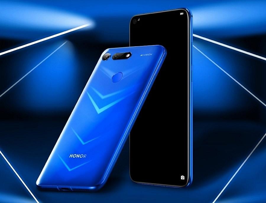 Honor View 20 - первый телефон с камерой 48-мегапикселей