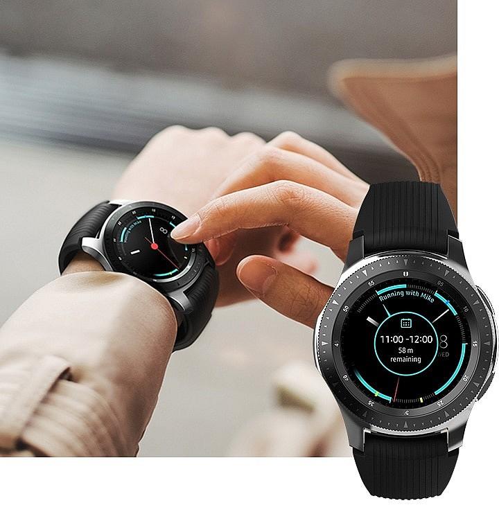 """Samsung Galaxy Watch в сети магазинов """"Ультра"""""""