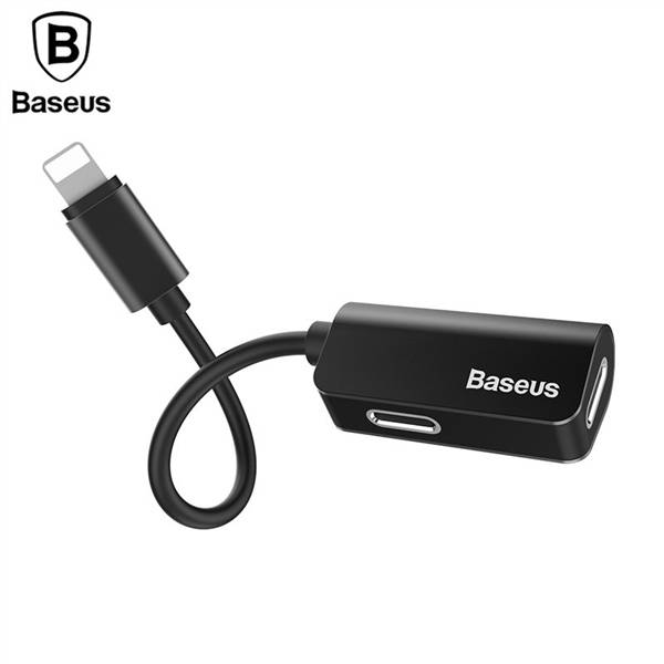 Переходник Baseus L37 lightning на lightnin для iPhone CALL37