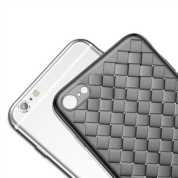 Пластик Baseus BV Weaving Case для iPhone 6+/6s+ (WIAPIPH6SP-BV0)