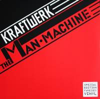 "Kraftwerk ‎""The Man•Machine"""