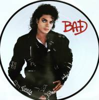 "Michael Jackson ""Bad"" (LP)"