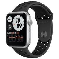 Apple Watch Series 6 GPS 44mm Aluminum Case with Nike Sport Band