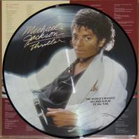 "Michael Jackson ‎""Thriller""(LP)"