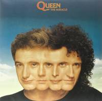 "Queen ""The Miracle""(LP)"