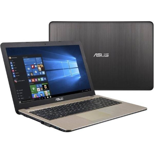 "Ноутбук Asus 15.6"" F541SA-XO211T N3060 2GB 500Gb IntelHD Win10 Refubrished 90NB0CH1-M02870"