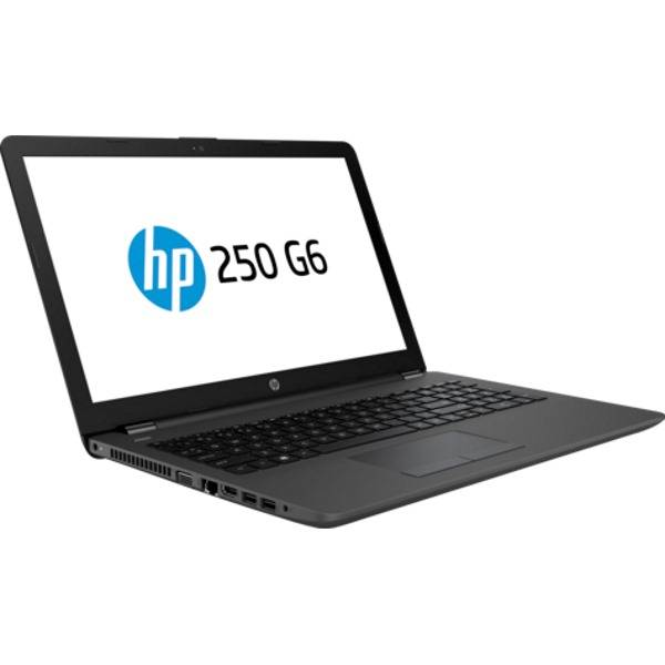 HP 250 G6 NB PC, Webcam, P-C N3060 4GB SSD128GB, DVDRW, WIFI DOS 1WY40EAR