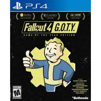 Fallout 4. Game of the Year Edition [PS4 русские субтитры]