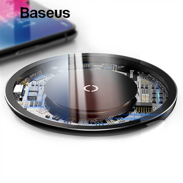 СЗУ Baseus SImple Wireless Charger (CCALL)