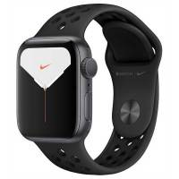 Apple Watch Series 5 GPS 44mm Aluminum Case with Nike Sport Band