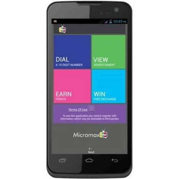 Micromax A94 Mad