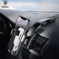 Автодержатель Baseus Metal Age Gravity Car Mount (SUYL-F0)