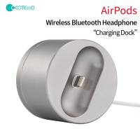 Зарядное устройство COTEetCI Aluminium Series Quick Charge для Apple Airpods (CS7202)