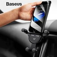 Автодержатель Baseus Emoticon Gravity Car Mount (SUYL-EM)