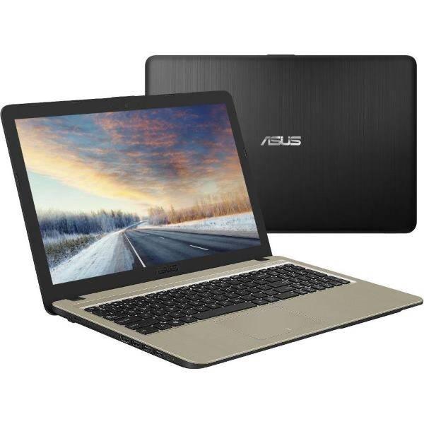 Ноутбук ASUS X540NA N3350 4Gb 500Gb Dos. Цена. Фото.