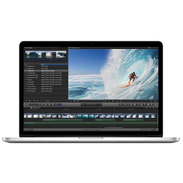 Apple MacBook Pro 15 with Retina display Mid 2015 (MJLQ2RS/A)