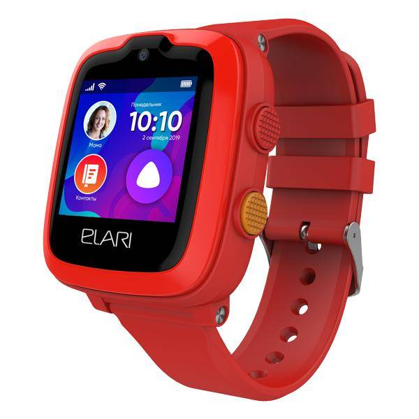 Часы ELARI KidPhone 4G. Цена. Фото. Характеристики.