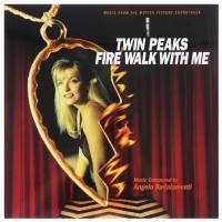 "Angelo Badalamenti  ""Twin Peaks - Fire Walk With Me"" (LP)"