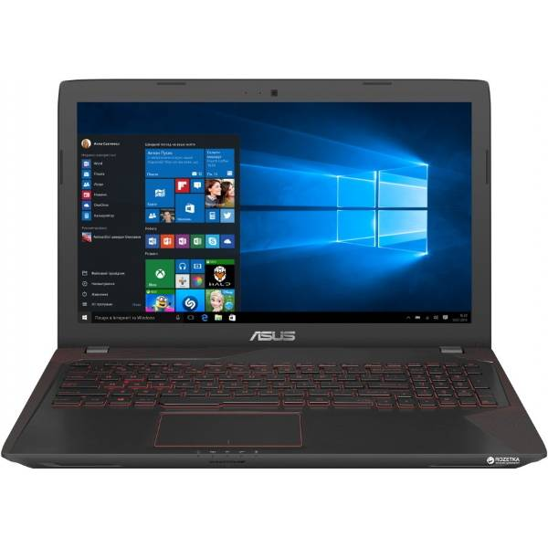 "Ноутбук ASUS FX753VD-GC101T 17.3"" i5-7300HQ 8GB 1TB GTX1050 WIN10 Refubrished 90NB0DM3-M02550"